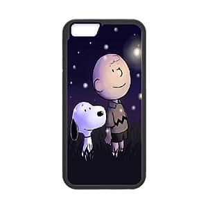 Steve-Brady Phone case Cute Snoopy For Apple Iphone 6,4.7 by runtopwell