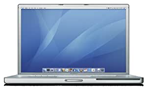 "Apple PowerBook Laptop 17"" M9970LL/A (1.67 GHz, 512 MB RAM, 120 GB Hard Drive, SuperDrive)"