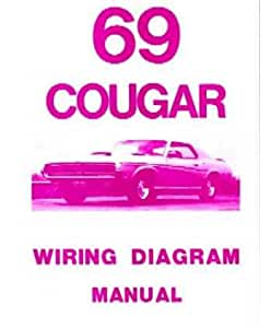 1969 mercury cougar electrical wiring diagrams. Black Bedroom Furniture Sets. Home Design Ideas
