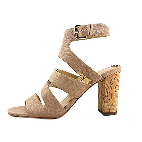 Casual Light De Punta Abierta Talla Piel Paxtin Mujeres Marc Natural Tiras Leather Sandalias Fisher qPaxwB8nX