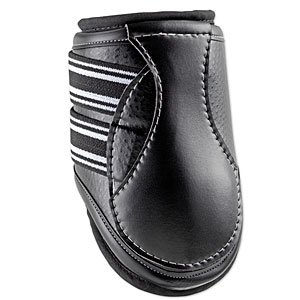 EquiFit D-Teq Boots Hind Black Ostrich (Medium) by EquiFit