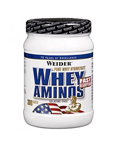 Amazon.com: Weider Nutrition Whey Aminos 300 tablets: Health & Personal Care