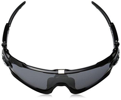 Sport Lunettes Jawbreaker Black polished De Oakley Noir q08tqU