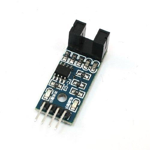 eDealMax LM393 Chip motore di misura del modulo del sensore di velocit Comparatore per MCU
