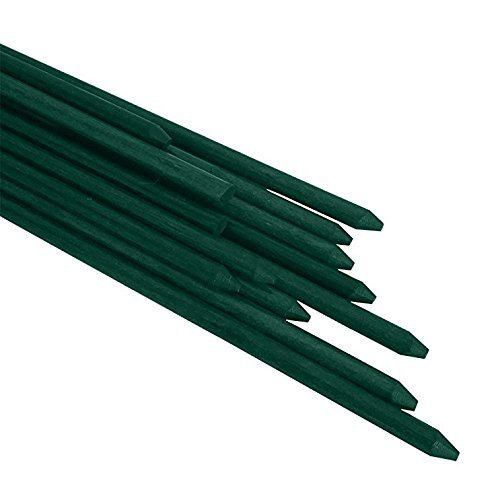 UniEco Garden Stakes 5FT Plant Stakes for Staking Tomatoes 20Pack by UniEco (Image #2)