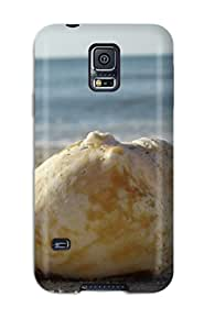 Galaxy S5 Hard Back With Bumper Silicone Gel Tpu Case Cover Shells