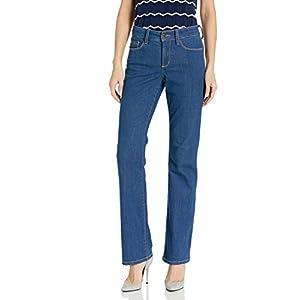 NYDJ Women's  Straight Leg Denim Jean