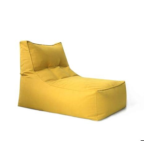 Awe Inspiring Amazon Com Cozy Bean Bag Chair Adult Rectangular Lazy Sofa Machost Co Dining Chair Design Ideas Machostcouk