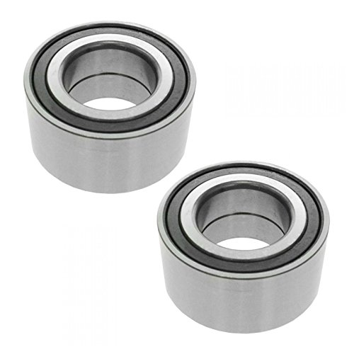 Wheel Hub Bearings Front Left & Right Pair Set for 02-08 Jaguar X-Type Xtype by AM Autoparts