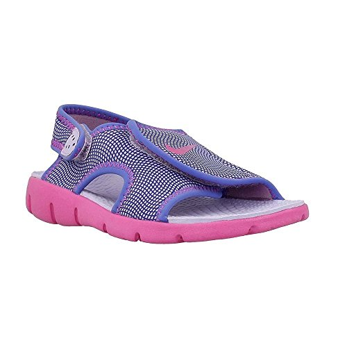 Shoes Hydrangeas//Comet Blue//Pink 386520-504 GS//PS Nike Sunray Adjust 4 Boys