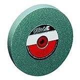 ?6?×3/4?×1? - Silicon Carbide-100I Type 1 - Bench & Pedestal Wheel