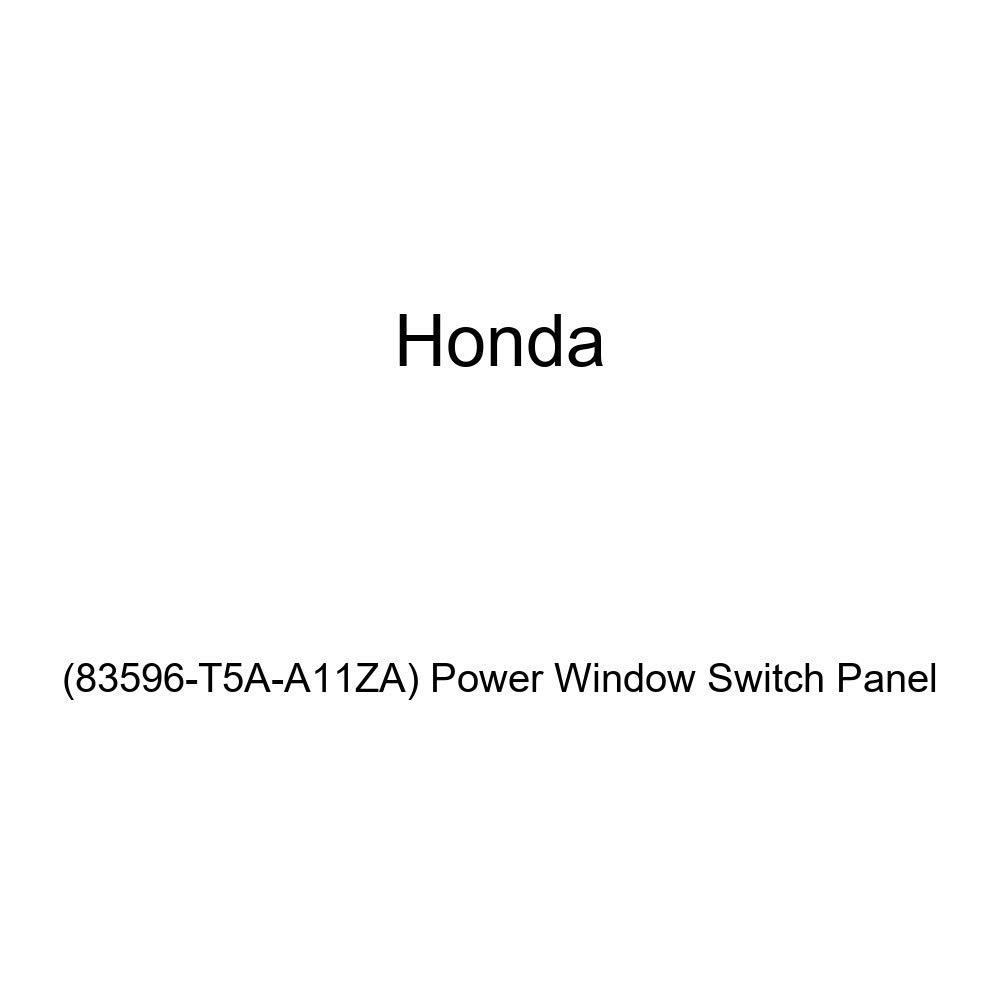 83596-T5A-A11ZA Genuine Honda Power Window Switch Panel