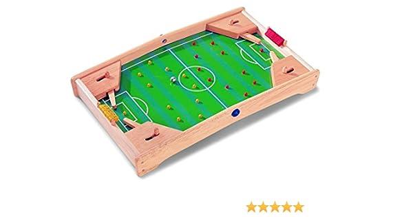 Fútbol – Flipper de Pintoy – 60 cm – Natural belassenes juguete de ...