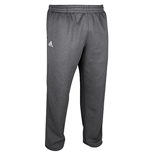 Adidas Hombres Climawarm Team Issue Pantalones Techfleece Gris Oscuro Heather