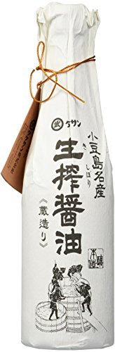- Kishibori Shoyu - Premium Artisinal Japanese Soy Sauce, Unadulterated and without preservatives Barrel Aged 1 Year - 1 bottle - 24 fl oz