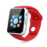 Bluetooth Smart Watch, SUNETLINK Kids SmartWatch Phone With SIM 2G GSM, Support Sleep Monitor, Camera, Push Message, Anti Lost etc