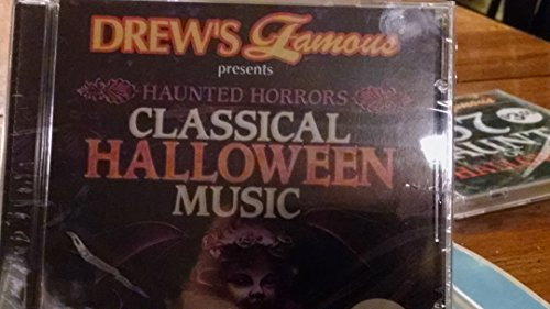 Drew's Famous haunted horrors classical Halloween -