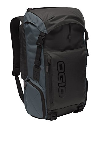 OGIO 423010 Torque 15'' Computer Laptop Backpack, Black/Grey by OGIO (Image #3)