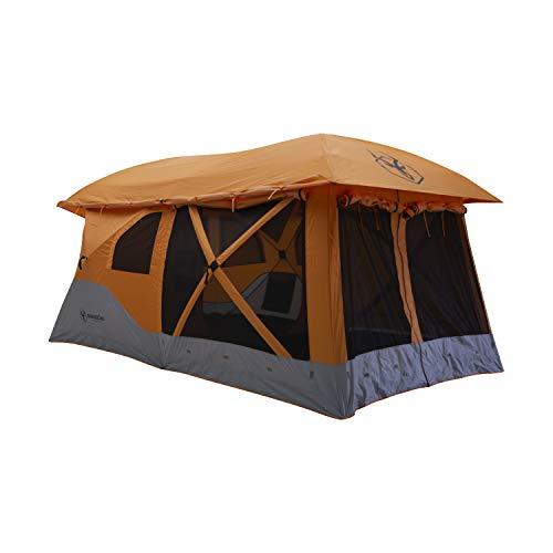 🥇 Gazelle T4 Plus GT450SS Pop-Up Portable Camping Hub Tent