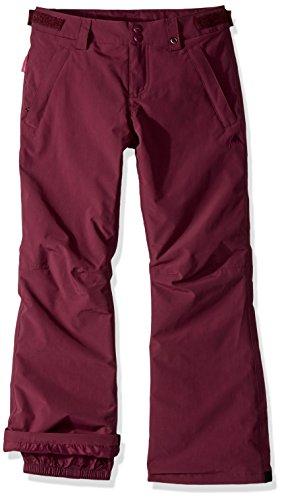 Burton Youth Girls Sweetart Pants, Eggplant, Small (Snowboard Jacket Eggplant)