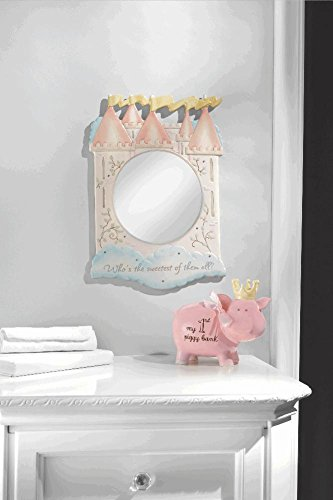 Once Upon a Time - Princess Castle Frame Mirror 'Sweetest of them all' by Grasslands Road