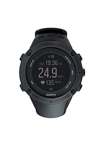 Suunto Ambit3 Peak Running GPS Unit, Black