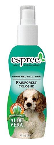 Espree Rainforest Cologne, 4 oz - Rain Forest Dog Coat