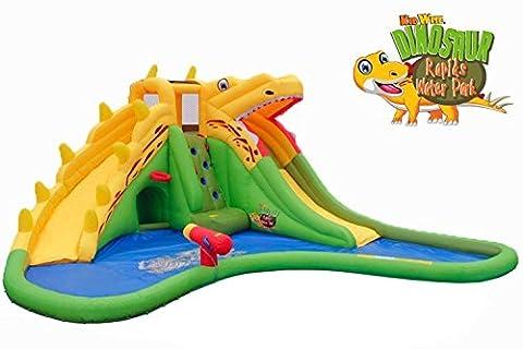 KidWise Dinosaur Rapids Back to Back Water Park