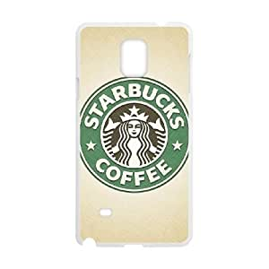 Samsung Galaxy S4 Phone Case White Starbucks 4 VGS6998770