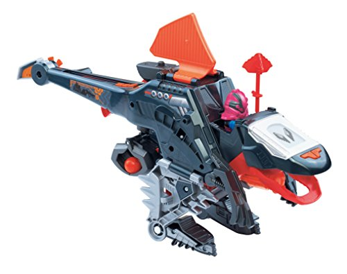 VTech - 170305 - Switch Et Go Dinos Riders - Hélico Spinosoîd Plasma