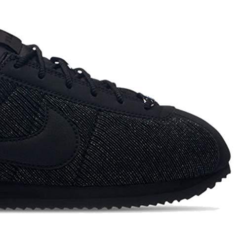 Compétition Running 002 black Chaussures Se De Txt Noir Nike gs black Cortez Femme Basic q80O0H