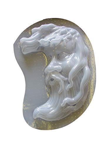 Green Man Greenman Concrete Plaster Mold 7114 Review