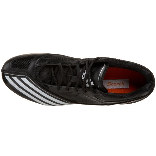 5 White Shoe Scorch D Nous Fly 8 Black Low Black Noir Blanc adidas Running Noir Foudre Football ZqIwnPvd