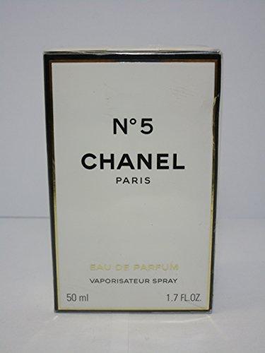 Paris fragrance No 5 Eau de Parfum Spray for Women 1.7 oz New In Box Sealed