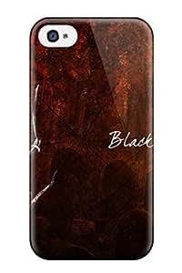 4331415K15473416 High Grade Flexible Tpu Iphone 5C - Black Rock Shooter