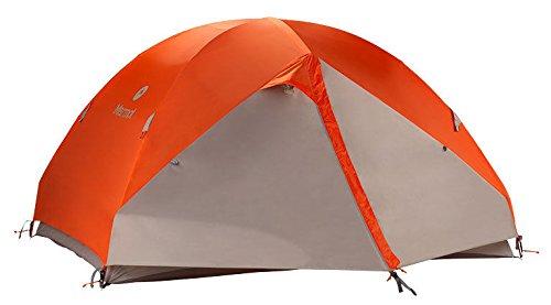 Marmot Tungsten 3p Tent: 3-Person 3-Season Blaze/Sandstorm, One Size Ladies Blaze Mesh Jacket