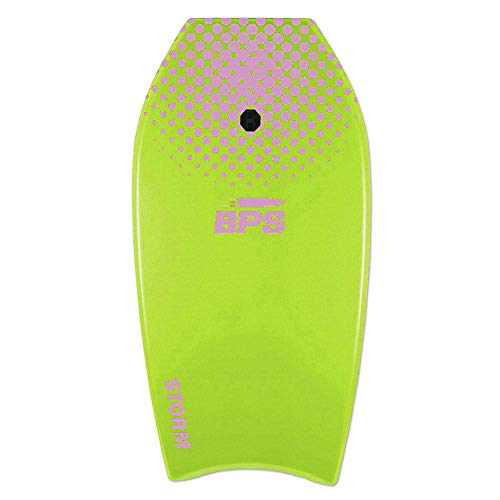 "BPS 37"" Bodyboard - Light Green, Purple"