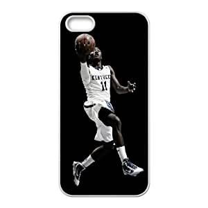 Sports john wall basketball iPhone 4 4s Cell Phone Case White Custom Made pp7gy_3344260