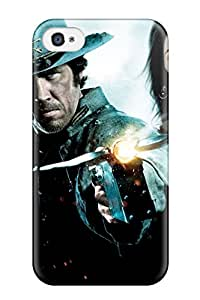 jack mazariego Padilla's Shop New Style For Jonah Hex 2010 Movie Protective Case Cover Skin/iphone 4/4s Case Cover 7527614K25134021