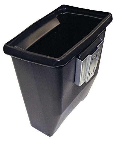 Carrand 94101 Squeegee Bucket with Bracket, 1 Gallon