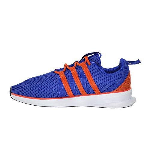 Scarpe Da Corsa Adidas Sl Loop Racer Uomo Grassetto Blu / Core Orange / Ftw Bianco D69442