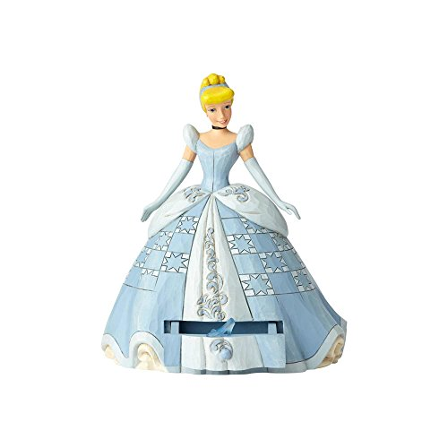 Disney Cinderella Collectible - Enesco Disney Traditions Cinderella with Shoe Charm