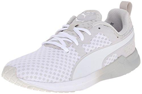 Puma Pulse XT Core Wns de mujer de rojo 9,5 White-Gray Violet