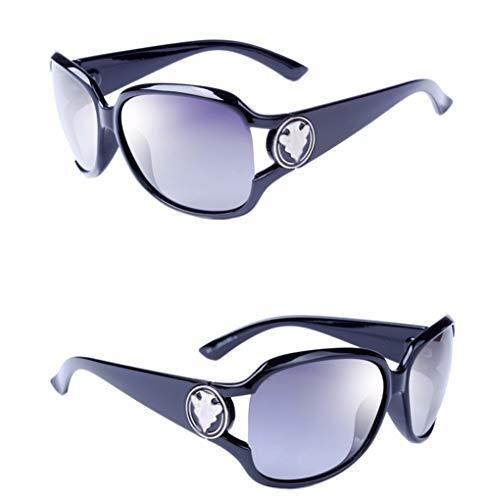 Retro De Gafas Y Clásico UV Moda última Masculina Femenina Protección Sol Polarizada La WJYTYJ 647nqxvx