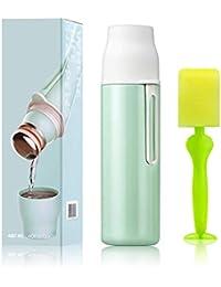 Elegant Life Vacuum Insulated Stainless Steel Water...