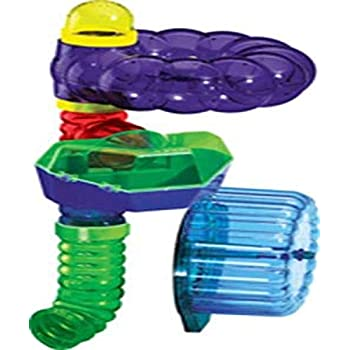 Colors Vary Kaytee Critter Trail Fun-Nels Straight 3.5-Inch Tube