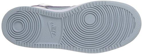 Nike 616303 009 Wmns Son Of Force Mid Damen Sportschuhe - Basketball Mehrfarbig (LT MAGNET GREY/DARK RAISIN)