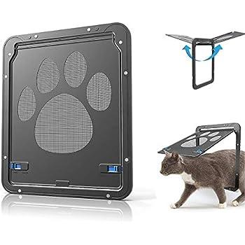 Amazon Com Petsafe Pet Screen Door Small Dog And Cat Door For Screen Door Window And Porch