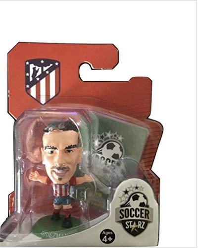 SoccerStarz SOC1059 2017 Version Barcelona Lionel Messi New Sculpt Home Kit