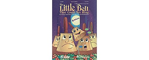 Hal Leonard The Little Bell That Could Not Ring - Teacher Edition (Eve Christmas Sheet Music)